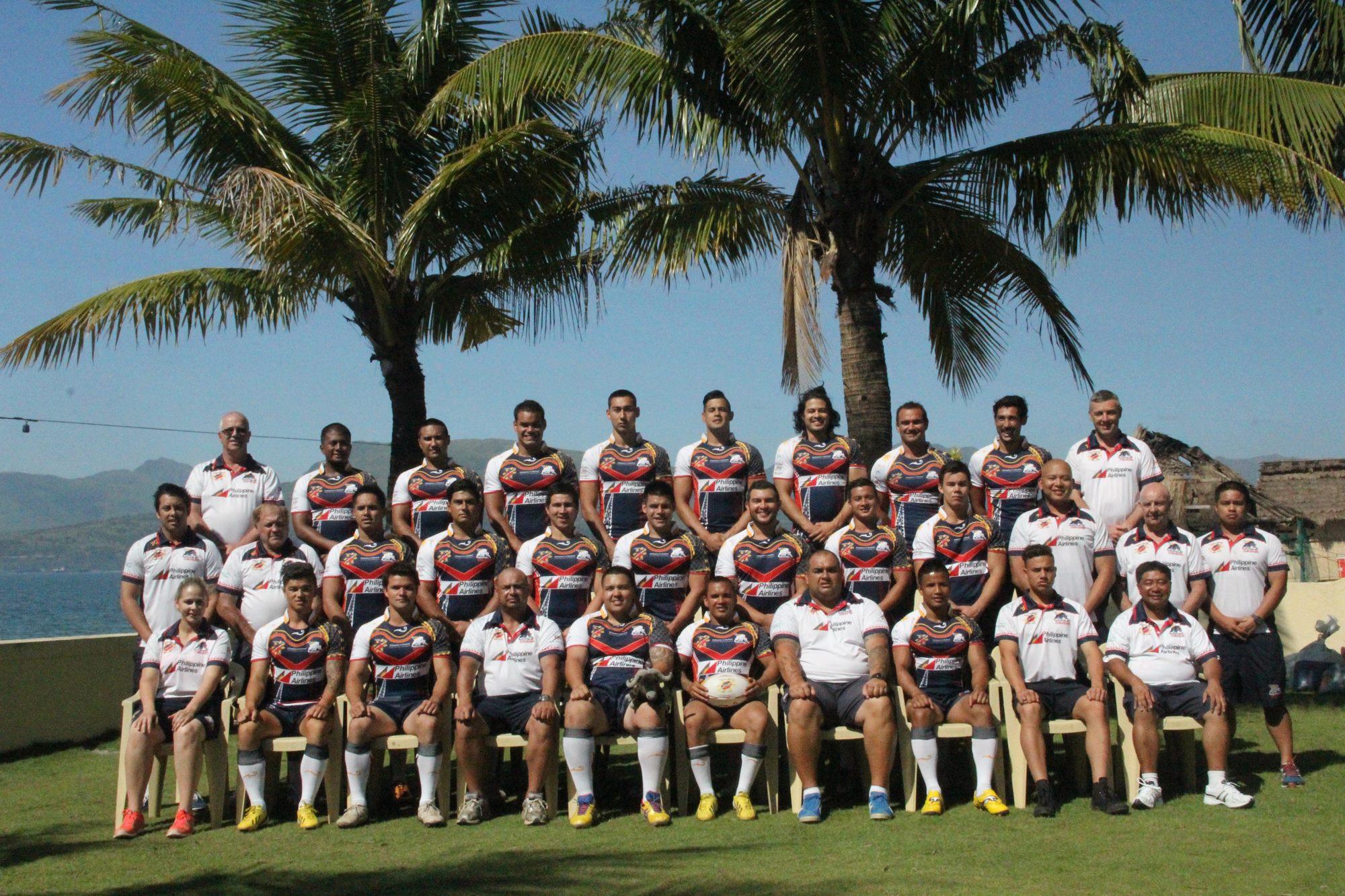 Репрезентација Филипина слика: http://www.asiapacificrl.com