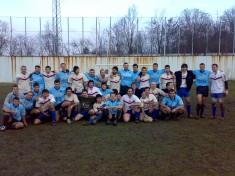 Учесници прве званичне утакмице УНИ-ЛИГЕ из 2008 године
