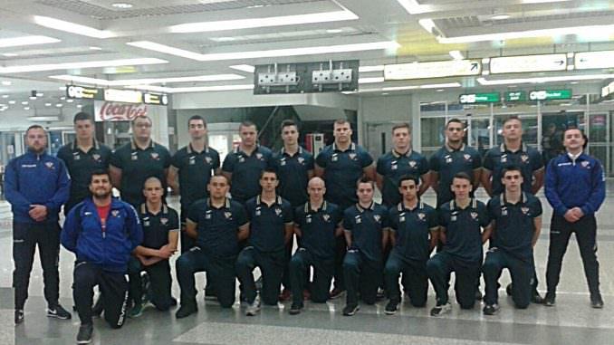 Јуниорска репрезентација Србије