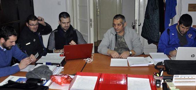 Скупштина рагби 13 федерације Србије