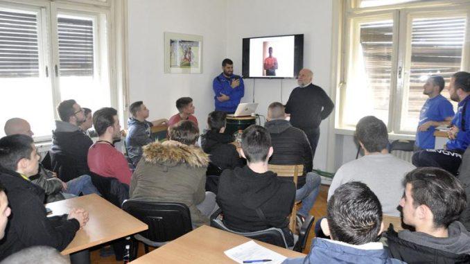 Рагби 13 репрезентација Србије до 19 година