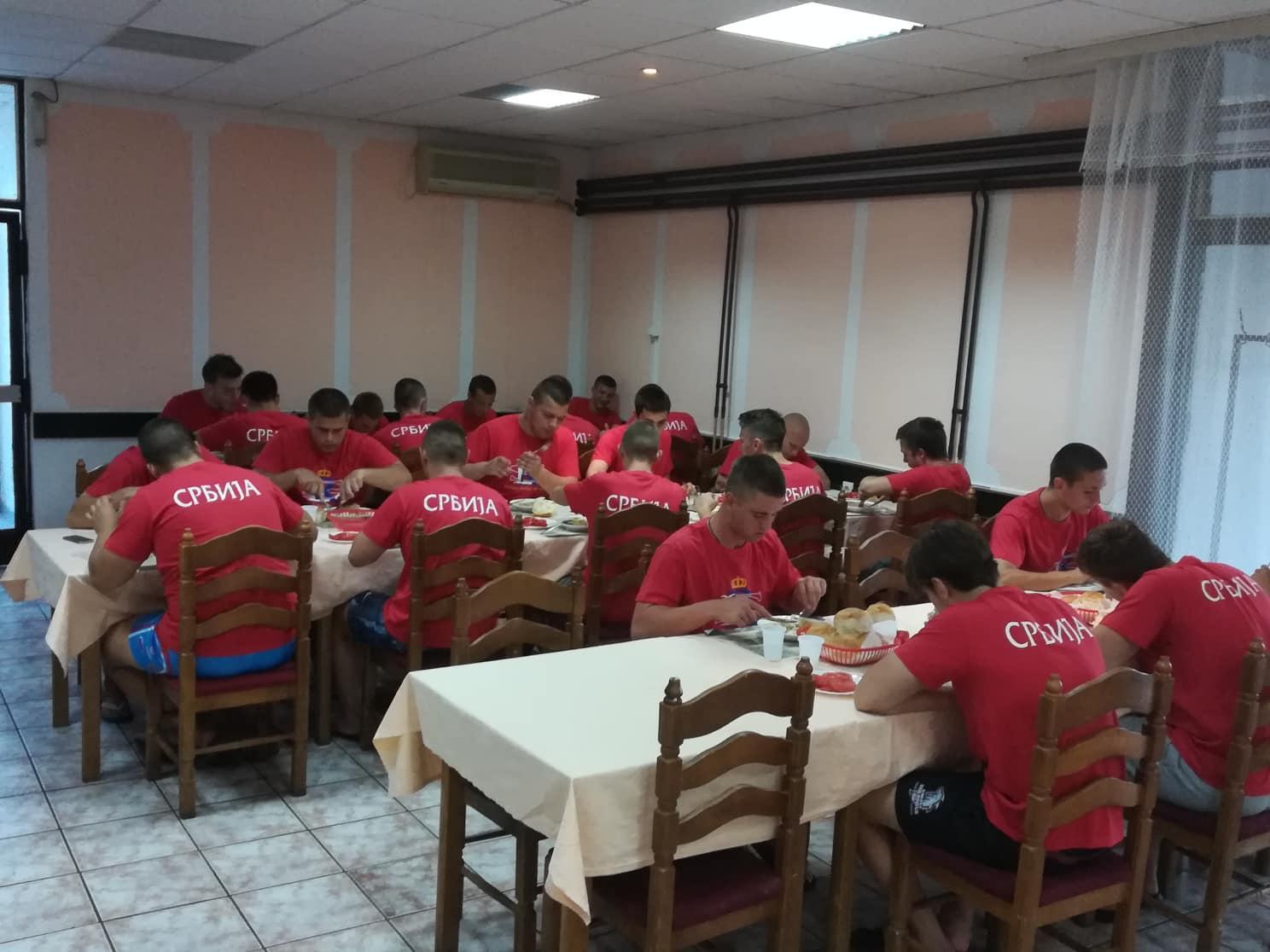 Рагби 13 федерација Србије