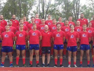 Ragbi 13 reprezentacija Srbije U19