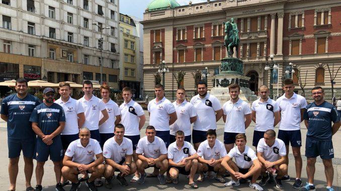 Рагби 13 репрезентација Србије