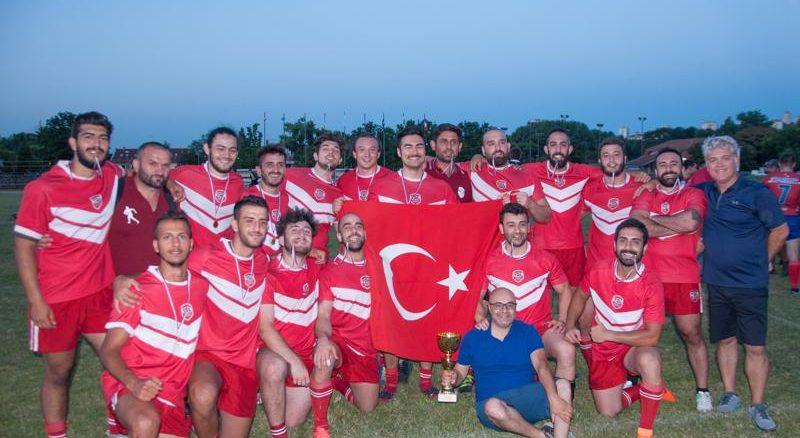 Рагби 9 - Репрезентација Турске