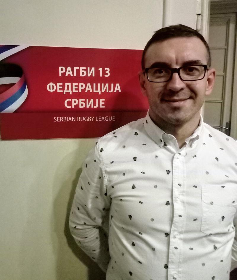 Скупштина рагби 13 - Владан Кикановић