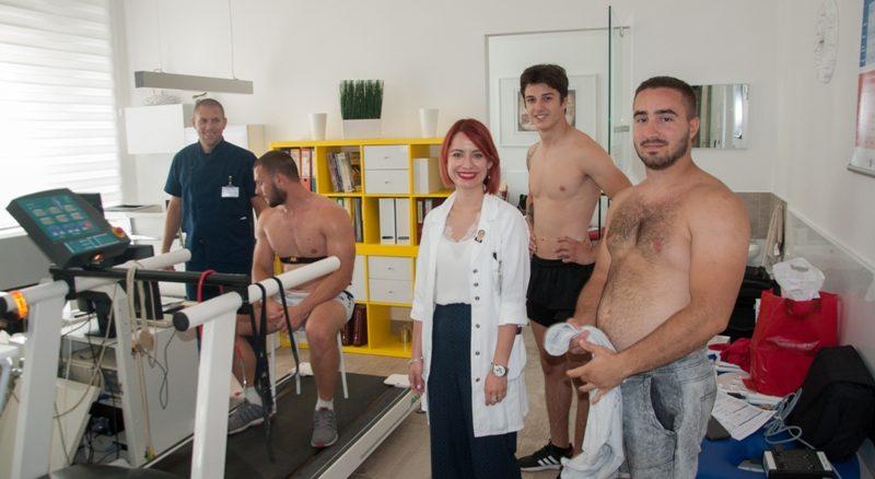 Лабараторија за медицину спорта и перапију вежбањем